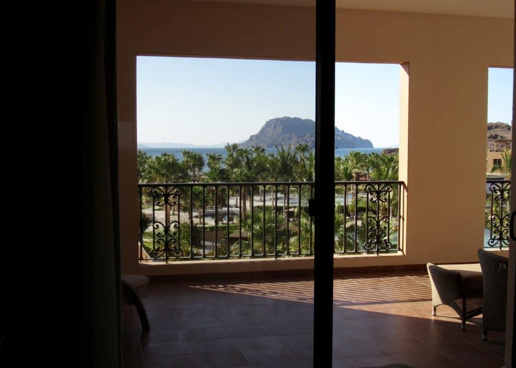 Balcony at Villa del Palmar Loreto