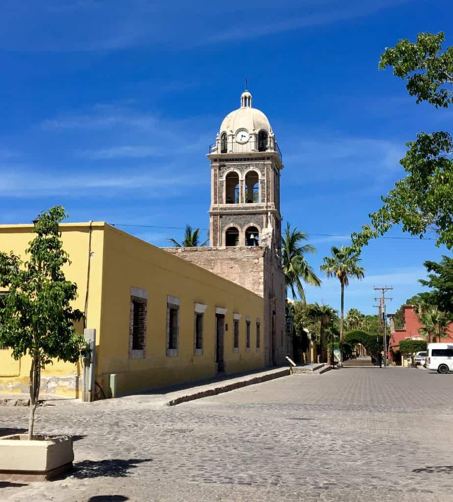 Loreto Mission, Mexico