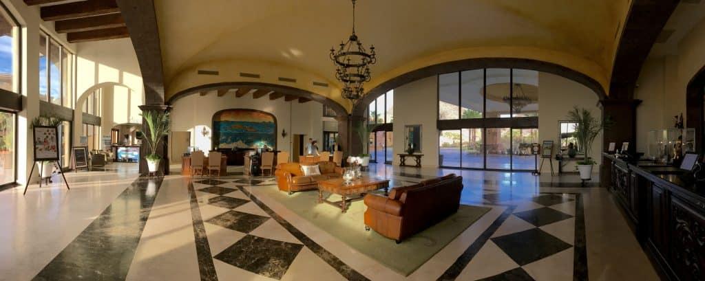 Lobby at Villa Del Palmar Loreto