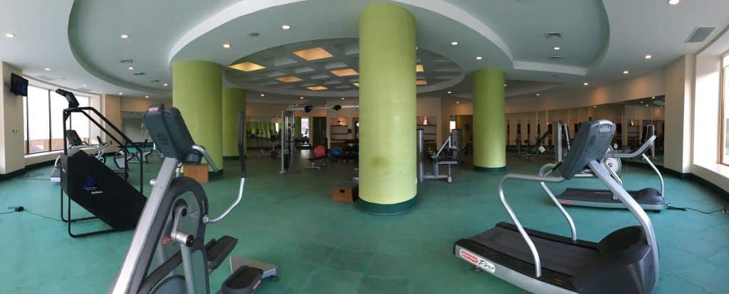 Gym at Villa Del Palmar Loreto