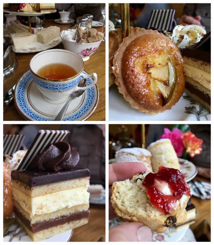 Afternoon Tea at Tatton Park