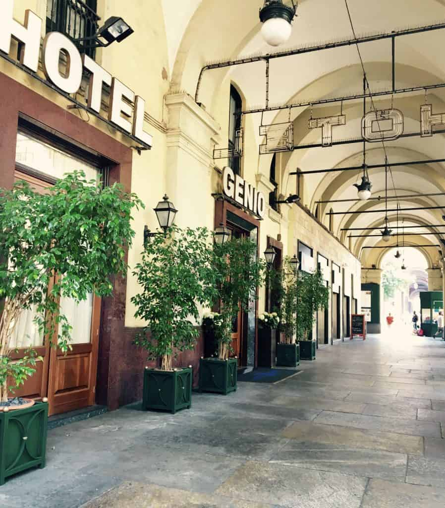 Hotel Genio, Best Western Hotel, Turin, Italy