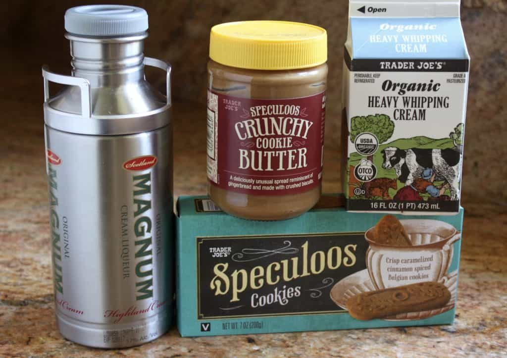 Magnum and Trader Joes dessert ingredients
