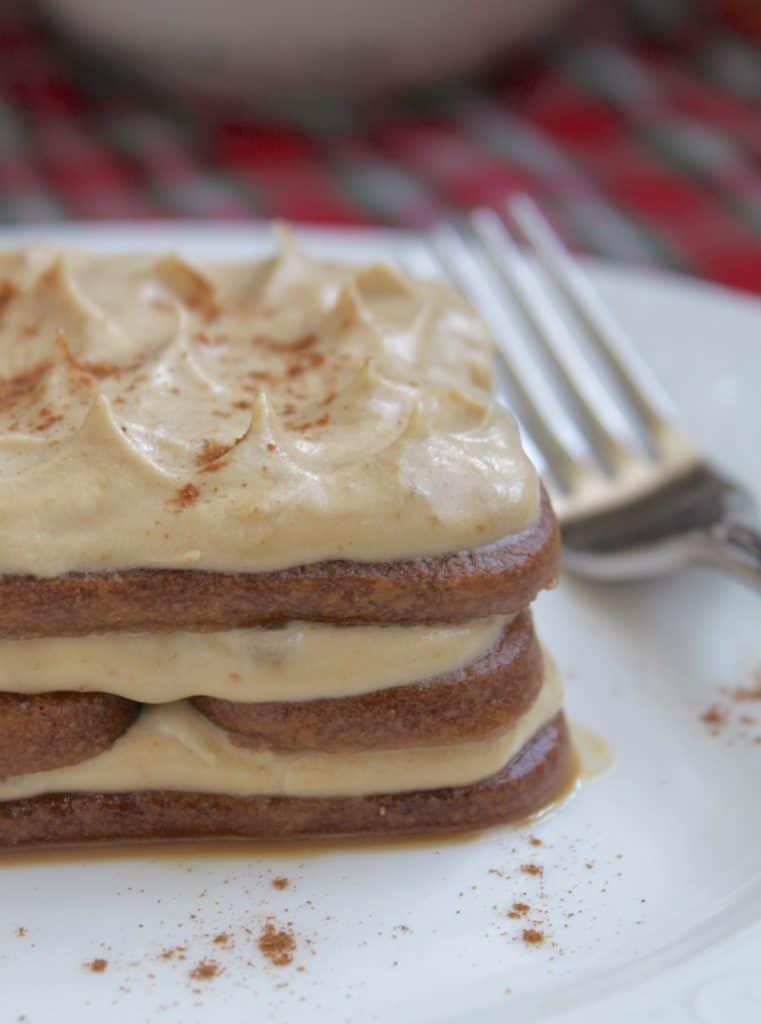 Magnum Cream Liqueur Speculoos Dessert