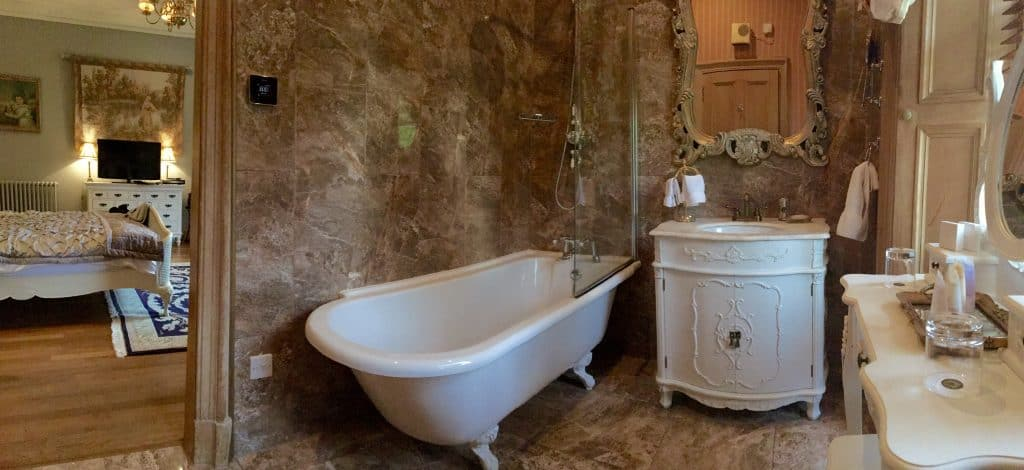 Henry Cotton ensuite