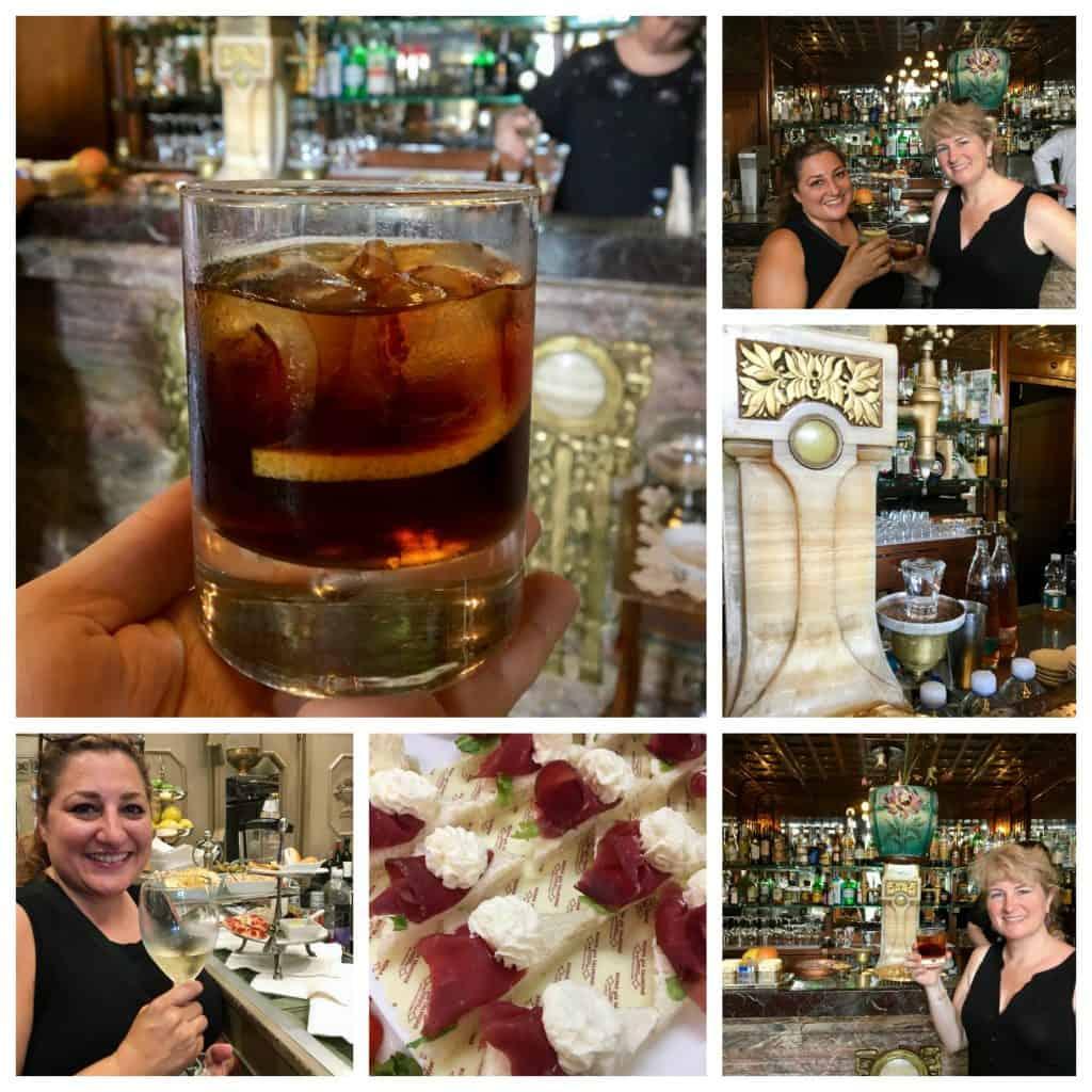 Caffè Mulassano Aperitivo bar turin torino vermouth italy