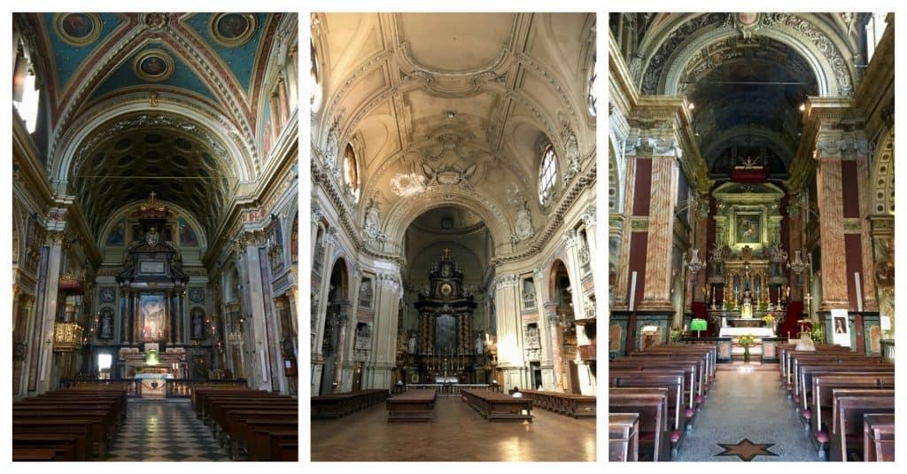 church collage turin