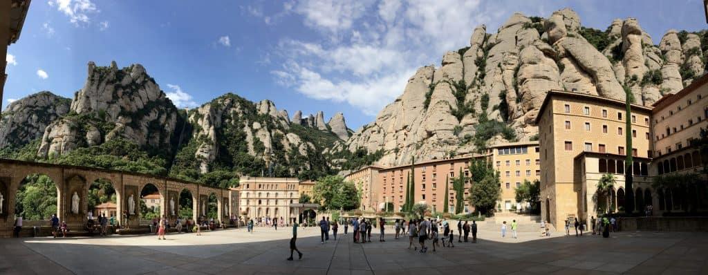 Montserrat Spain via Castlexperience Wine Food Tours Full Day