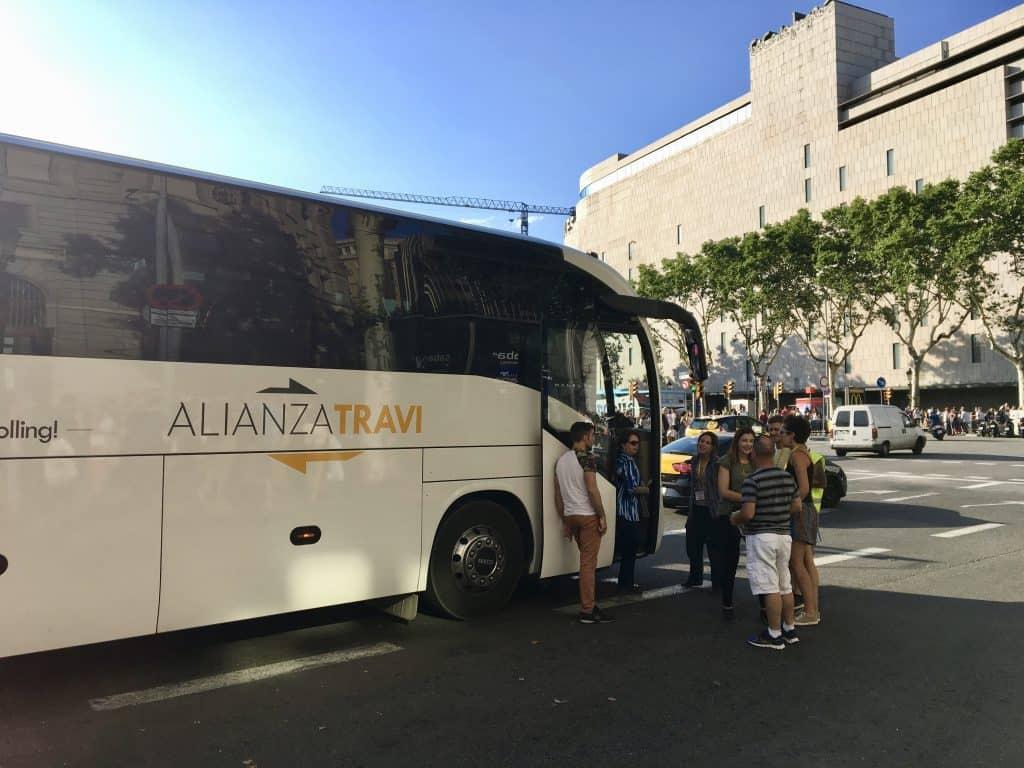 Castlexperience Bus