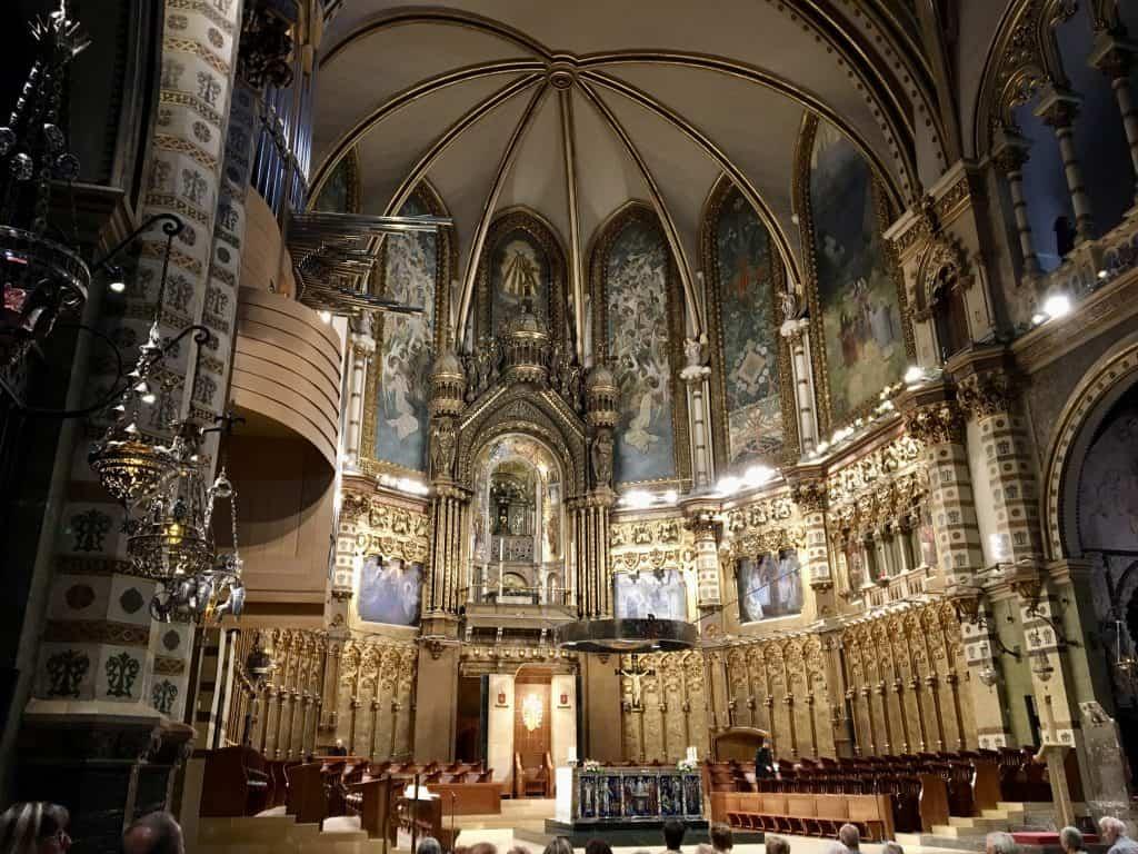 St. Maria Montserrat