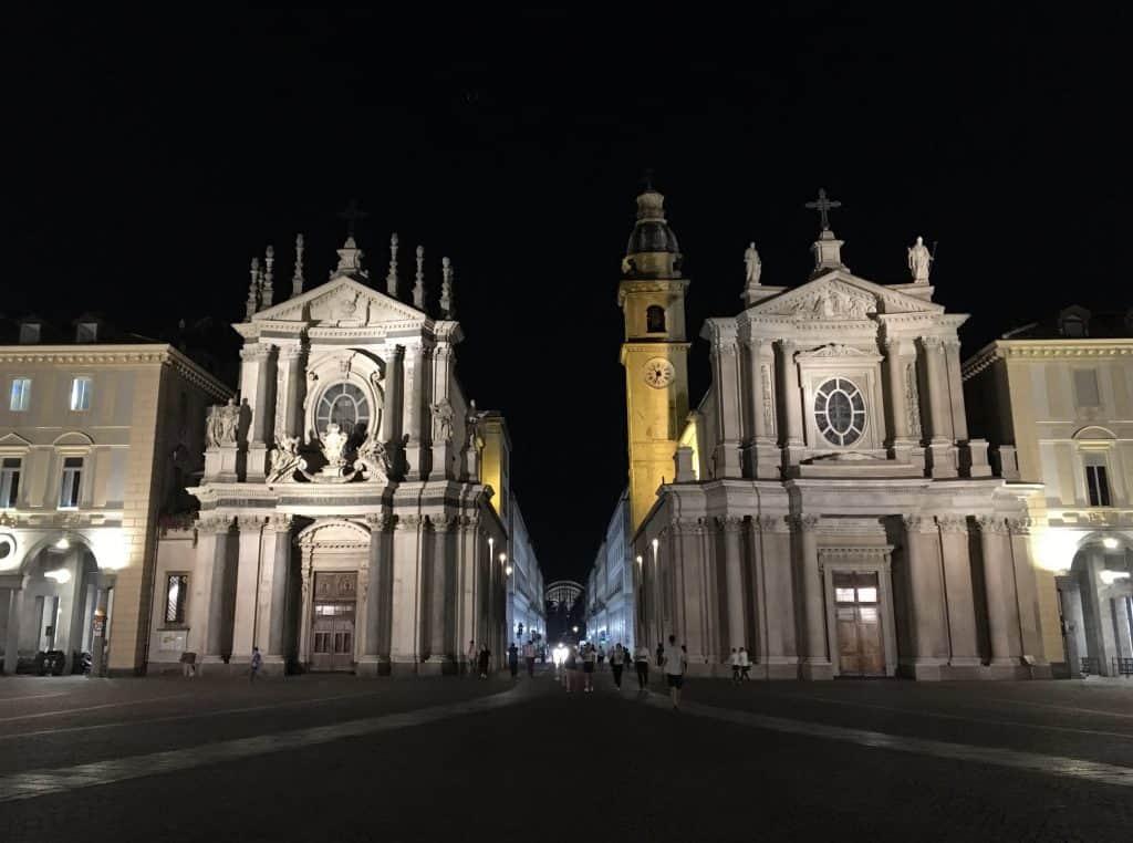 Piazza San Carlo santa cristina porta nuova turin torino