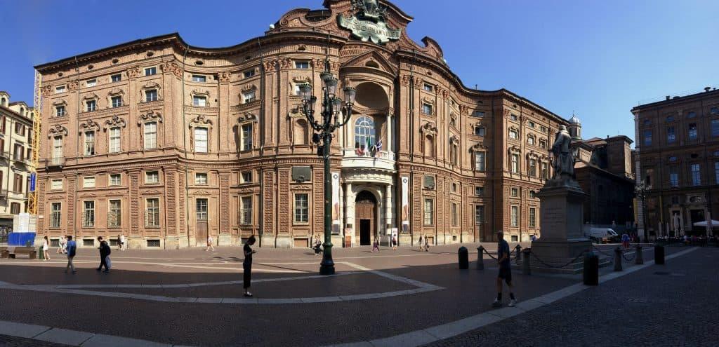 Turin Torino building architecture
