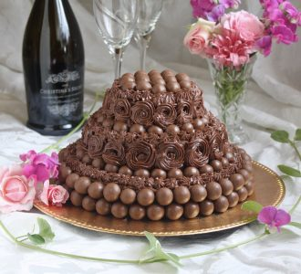 Versatile Maltesers Chocolate Cake – Harry Potter Theme, for a Birthday or Many Other Celebrations!