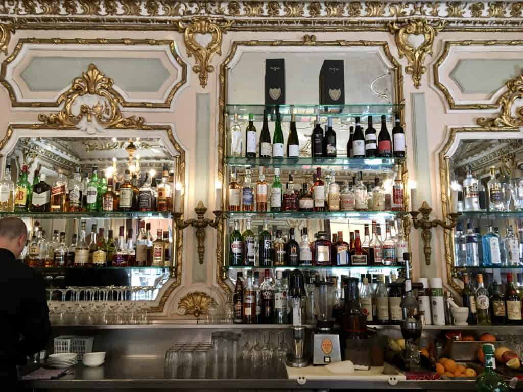 Turin bar Torino Italy