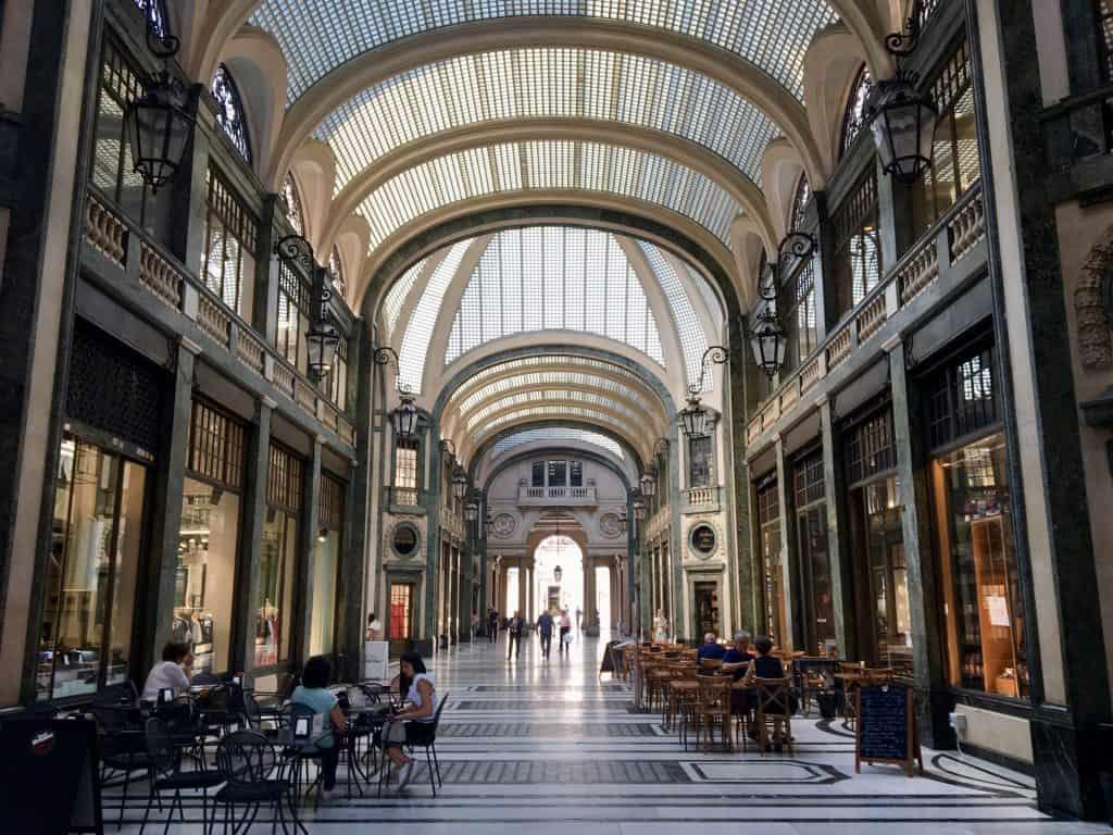 Turin-architecture-shopping-gallery-Torino