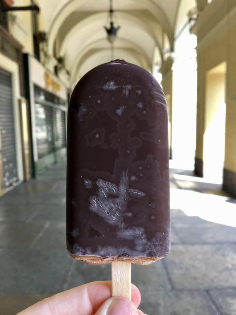 pinguino turin ice cream gelato bar