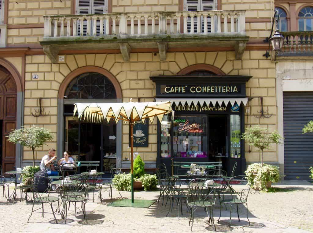 Al Bicerin coffee caffe torino turin famous shop Italy