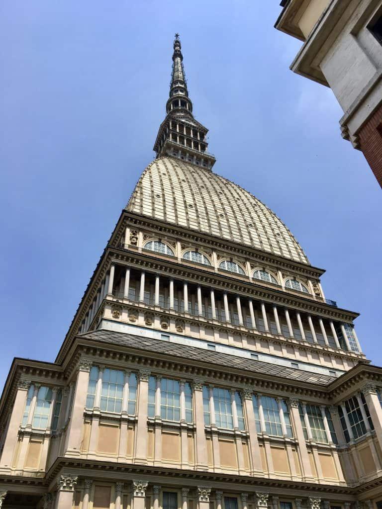 la mole antonelliana national cinema museum Turin Torino elevator