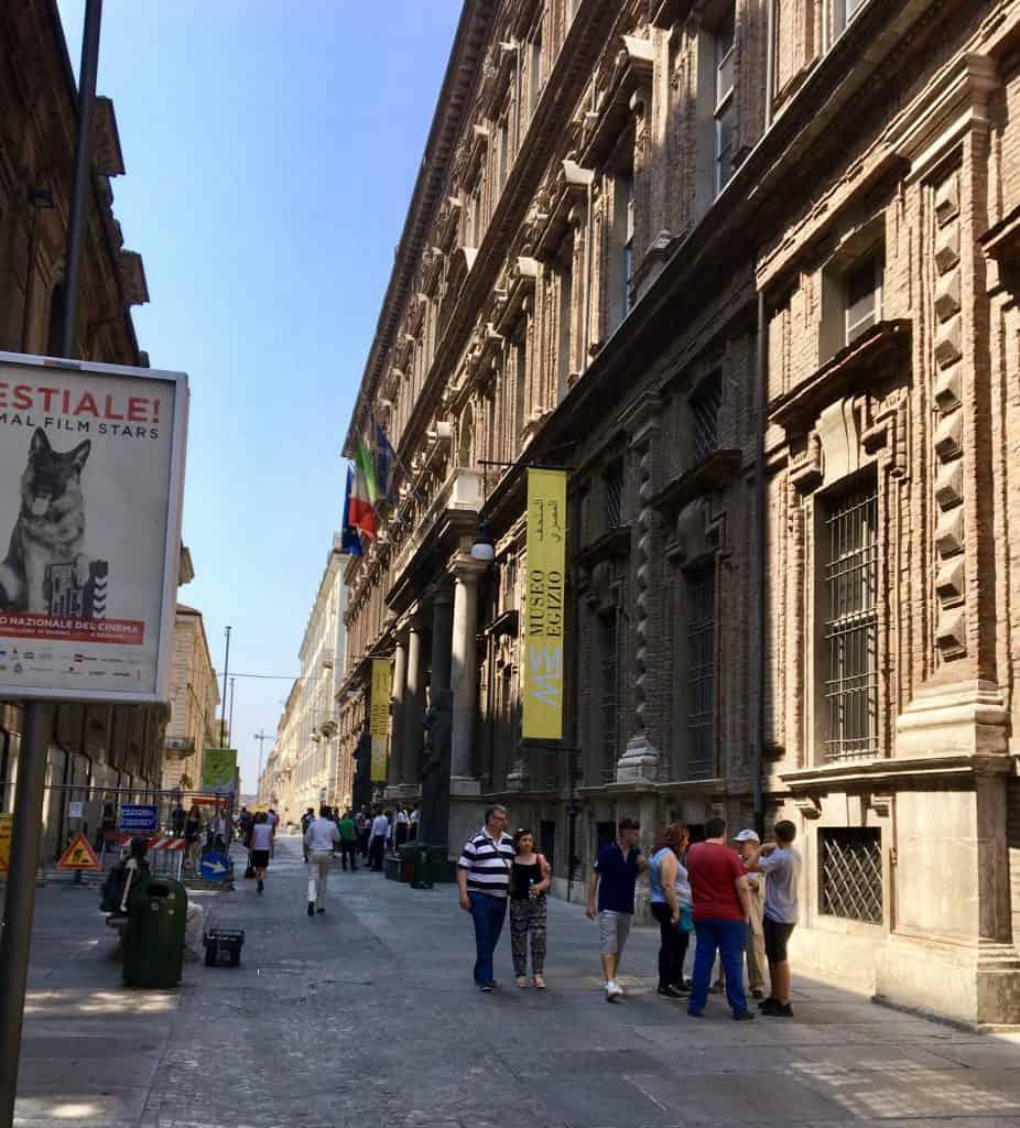 Egyptian museum Turin Museo Torino