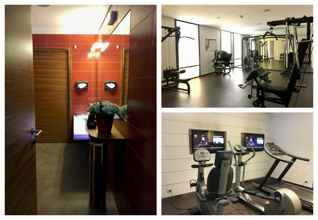 Hotel Genio spa and gym