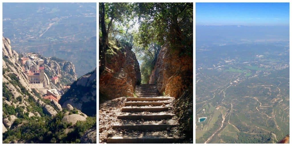 San Jeroni Hike, Montserrat