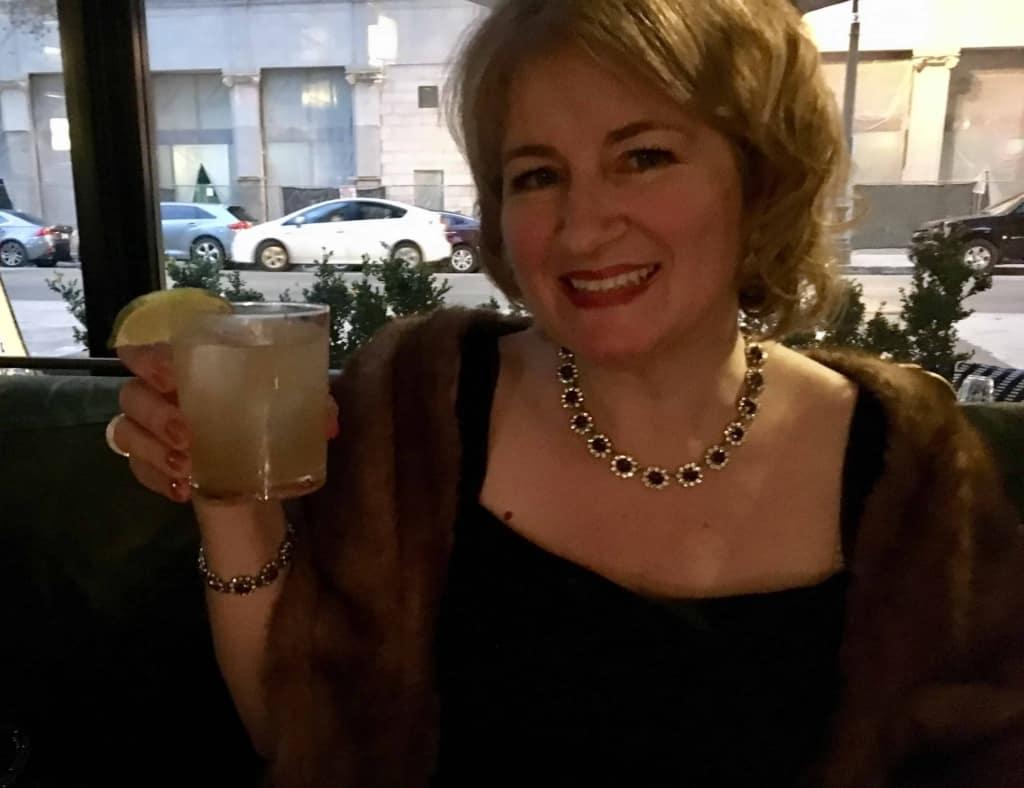 Cocktails at Best Girl DTLA