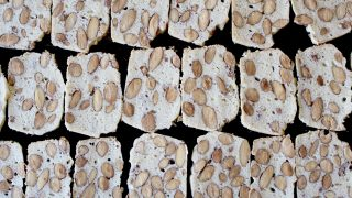 Almond Bread (Australian Almond Biscuits or Biscotti)