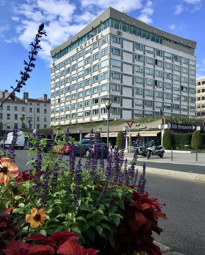 Sofitel Hotel Bellecour in Lyon photo