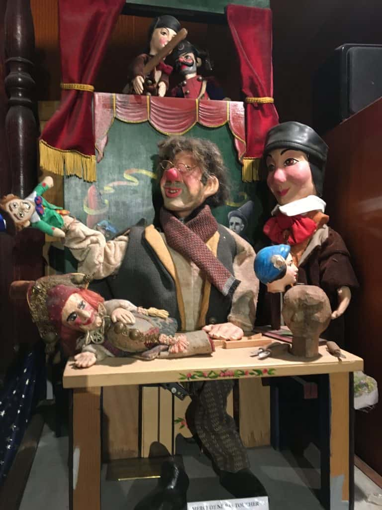 puppet museum in Lyon