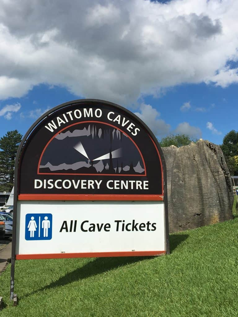 Waitomo Caves Discovery Centre