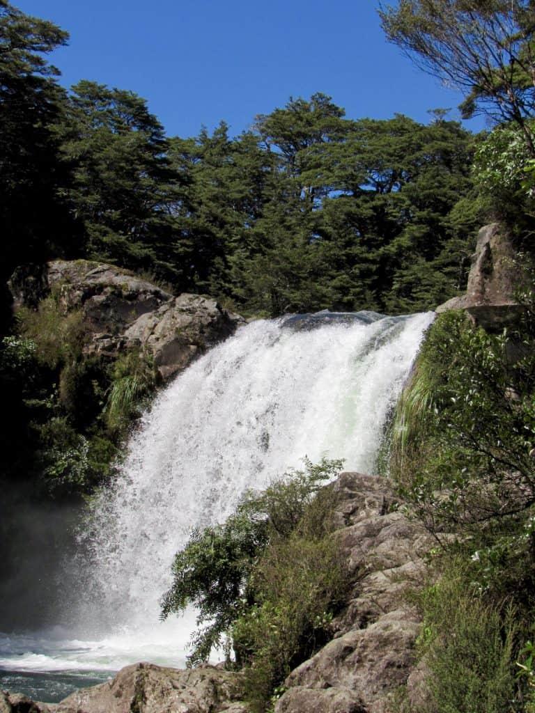 Tawhai Falls Tongariro National Park