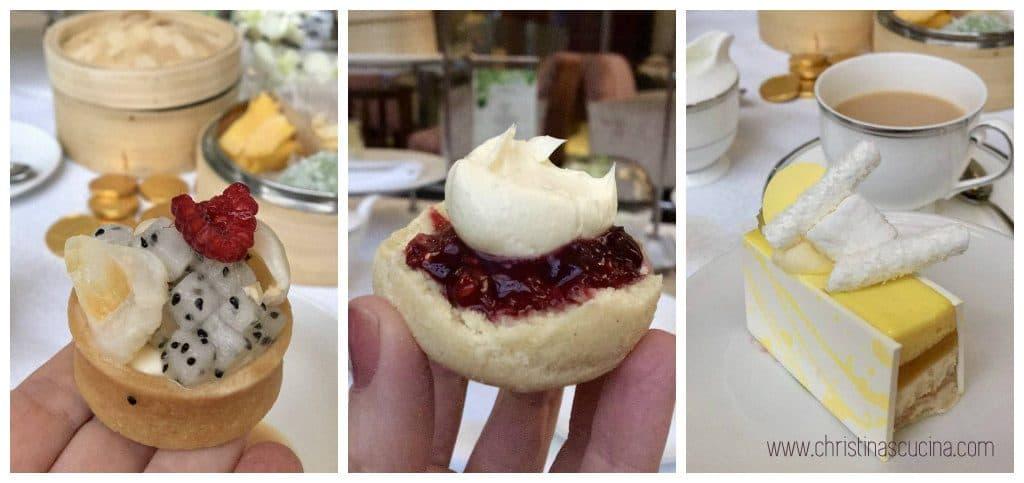 Teatime treats shangri-la sydney