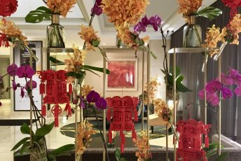 Hotel Review: the Horizon Club and Afternoon Tea at the Shangri-La Hotel in Sydney