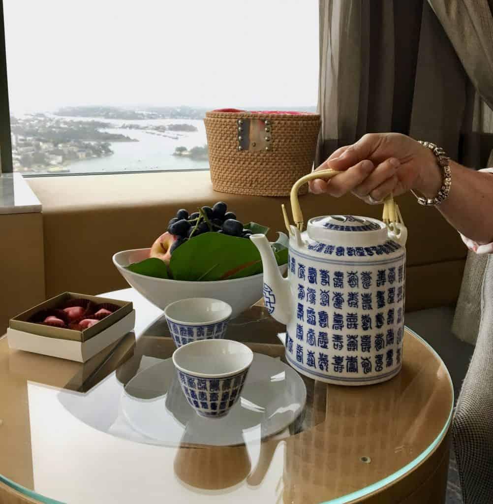 Chinese Tea Sydney Shangri-La Hotel