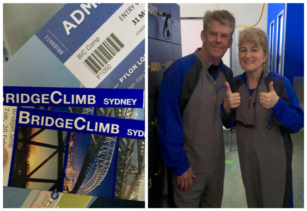 Sydney Harbour Bridge Climb tickets