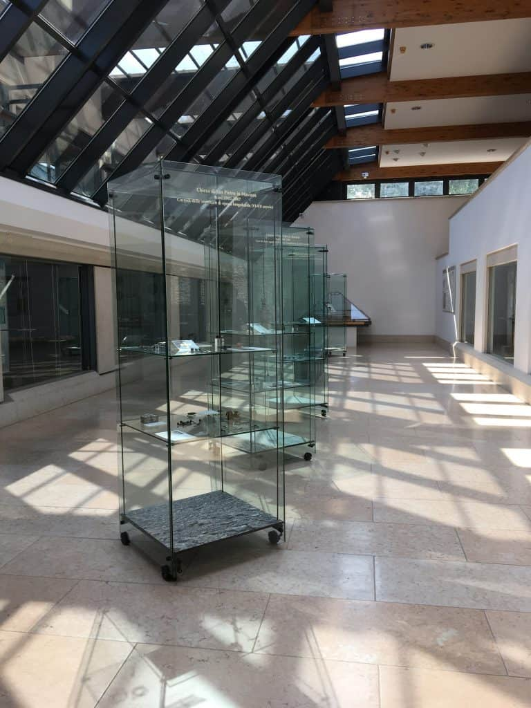 Museum at Le Grotte di Catullo