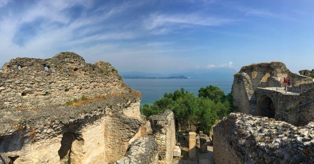 Le Grotte di Catullo view