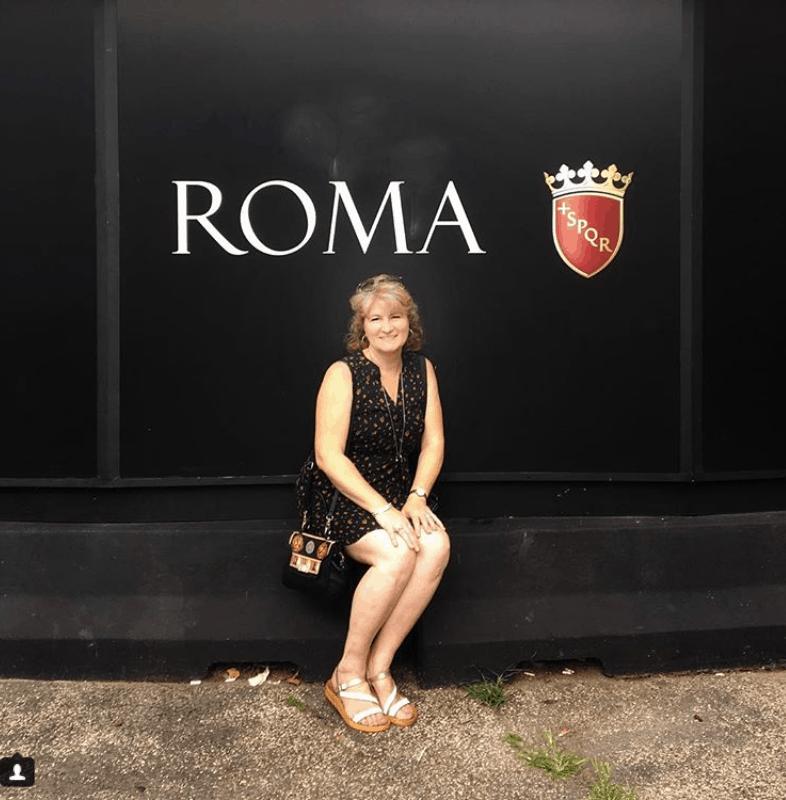 Christina in Rome, Christina's Cucina