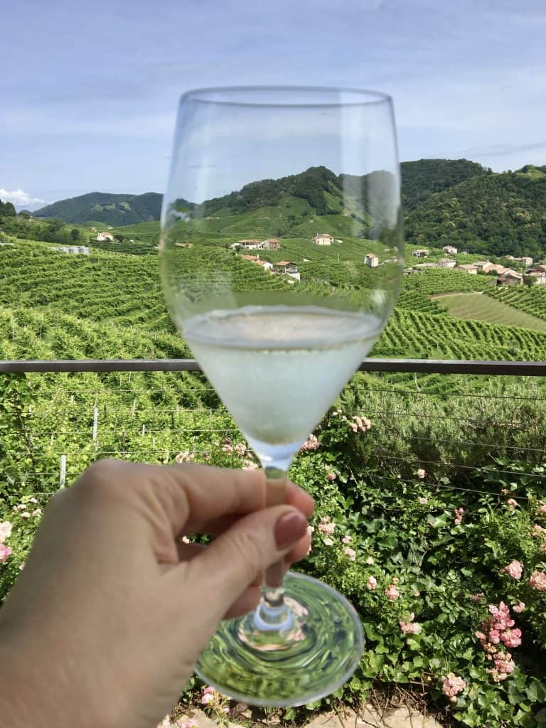 A Day trip to Valdobbiadene vineyards with Valdo Prosecco