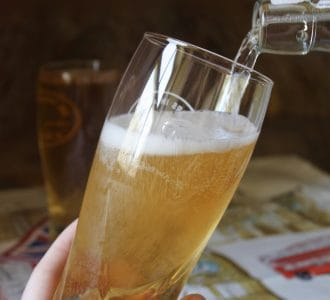 How to Make a Traditional British Shandy (the PROPER way)