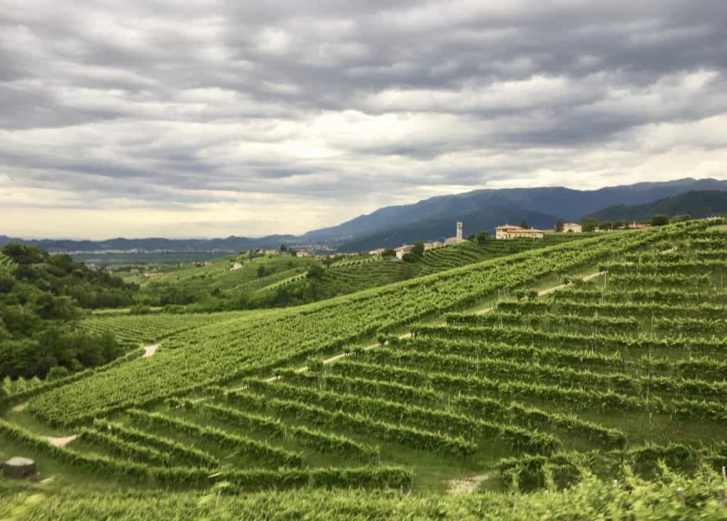 A day trip to Valdobbiadene and Valdobbiadene vineyards