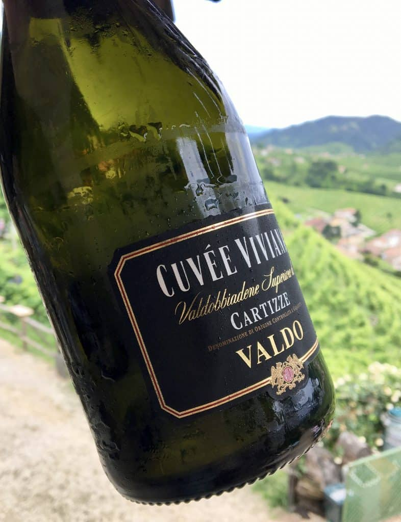 A day trip to Valdobbiadene with Valdo Prosecco