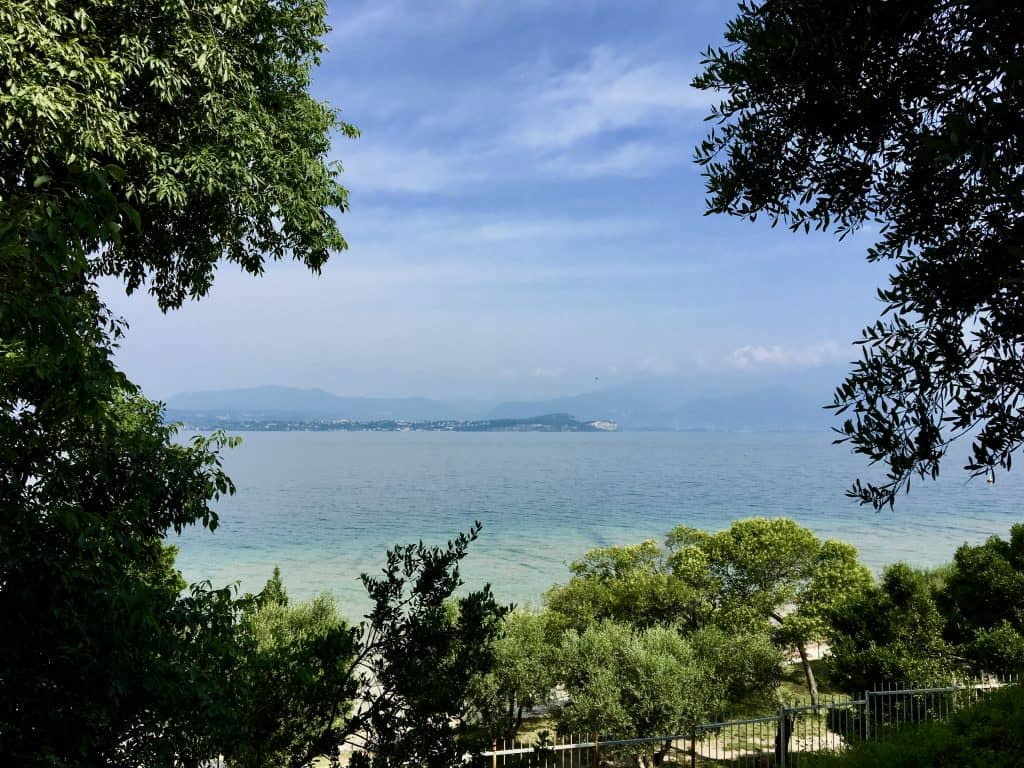 View from Sirmione