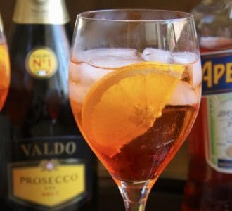 What do I Need to Make an Aperol Spritz?