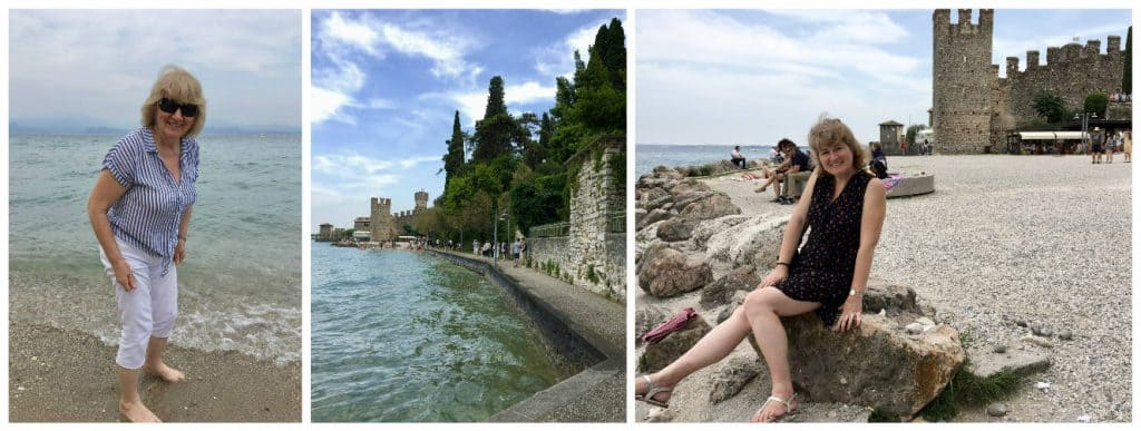 Lake Garda, Sirmione (visiting Sirmione by car)