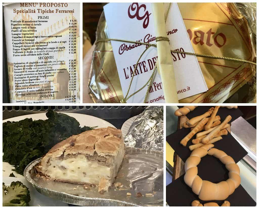 reasons to visit Ferrara food