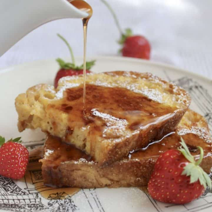 Overnight French Toast for an Easy and Delicious Breakfast the Next Morning