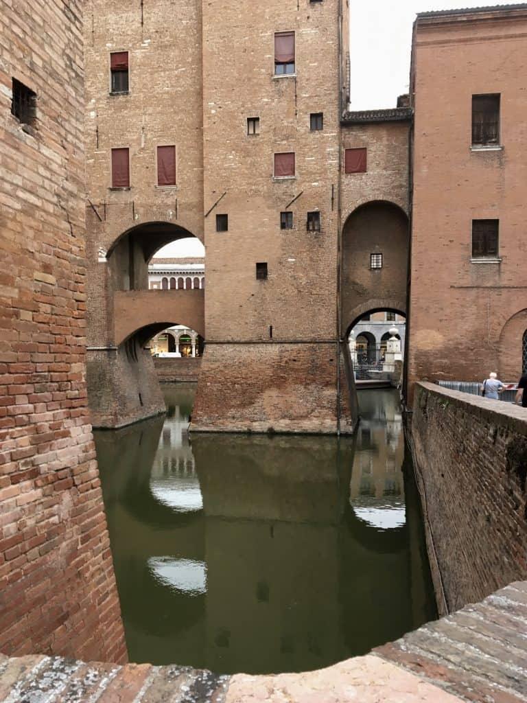 Castello Estense reasons to visit Ferrara
