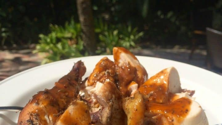 A Taste of Jamaica: Authentic Jamaican Jerk Chicken - A Recipe by Executive Chef Dwight Morris