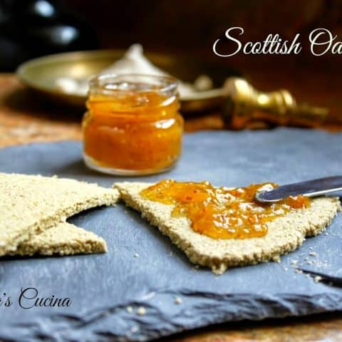 Christina's Scottish Oatcakes
